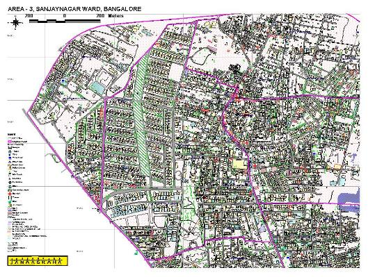 Ward Vision – Building level landuse and Infrastructure mapping